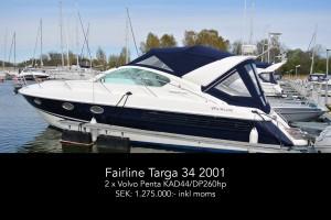 Fairline Targa 34 2001