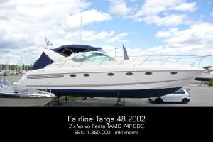 Fairline Targa 48 2002