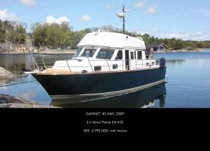 Gannet 40 AWC 2009