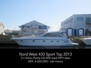 Nord West 430 Sport Top 2013