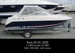 Ryds 20 DC 2005
