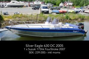 Silver Eagle 630 DC 2005