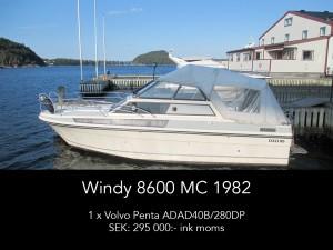 Windy 8600 MC 1982